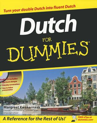 Dutch for Dummies By Kwakernaak, Margreet